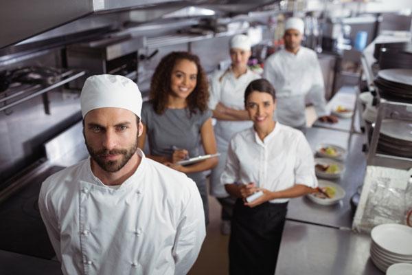 como funcionan las dark kitchen